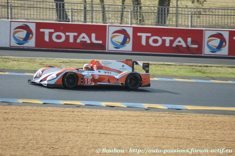 Essais Dome Pescarolo LMP1 - OAK Racing LMP1 & LMP2 Jeudi 19/04/12  Le Mans Circuit Bugatti   Fb313