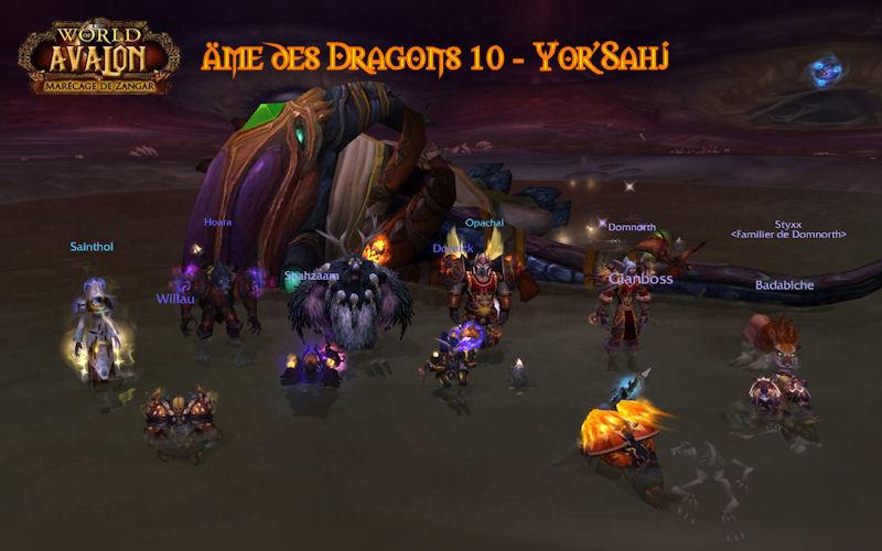 Cataclysm - L'âme des Dragons 11120511