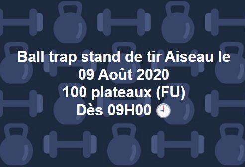 Concours du 09 août 2020 à Aiseau Screen13