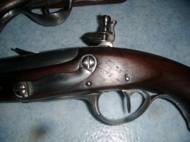 MOUSQUETON MARECHAUSSEE 1770 Armeme16