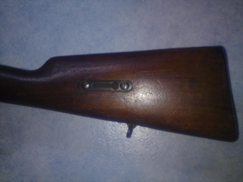 BAIONNETTE POUR CARABIEN MAUSER 1889 Dsc01513