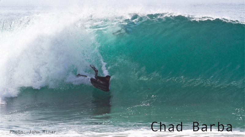 The Inaugural Krypt Surf Technology Surf Mat Tube of the Year Challenge!  Chad_810