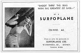 A short history of surf mats in Australia up to the 1970s Surfop14