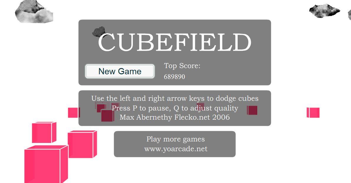 [Juego Flash] Cubefield Captur10