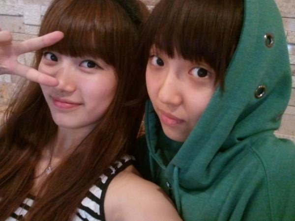 MinZy ou SuMin (Min & Suzy)  20110510