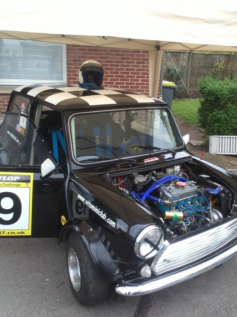 Expo de Mini au Stade de la liberté à Cambrai le 1er MAI 2012   Img18710