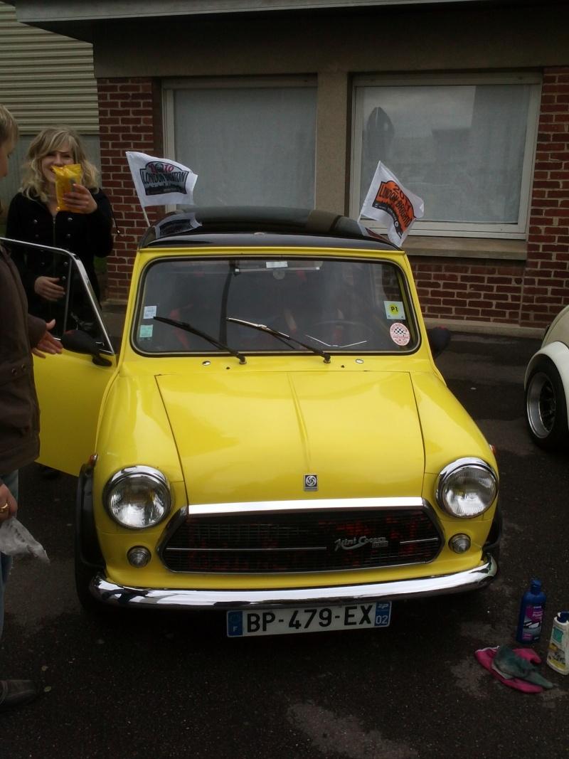 Expo de Mini au Stade de la liberté à Cambrai le 1er MAI 2012   Img19010