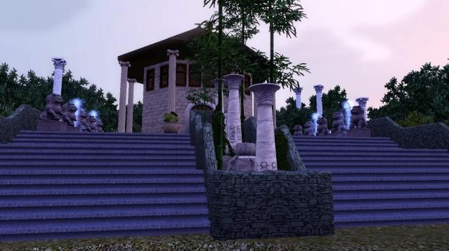 [Challenge sims 3] L'île Perdue 1010