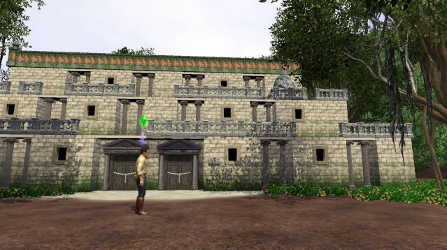 [Challenge sims 3] L'île Perdue 410