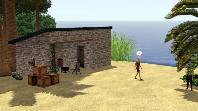 [Challenge sims 3] L'île Perdue 510