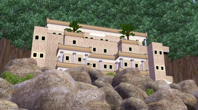 [Challenge sims 3] L'île Perdue 910