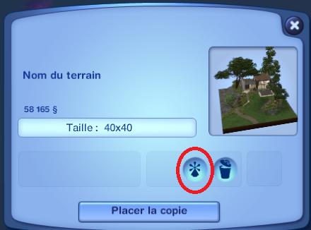 Comment partager du contenu personnalisé (Sims3Pack) ? Screen14