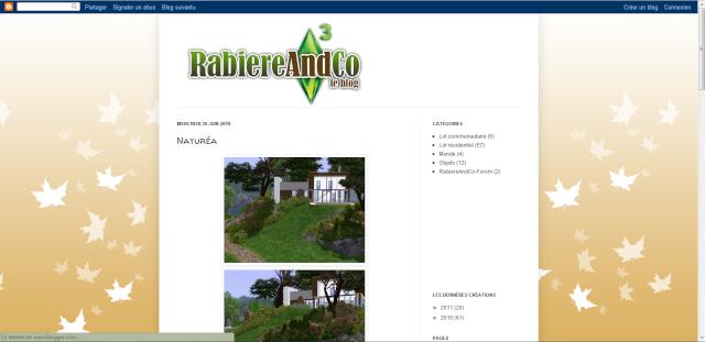 Comment partager du contenu personnalisé (Sims3Pack) ? Screen18