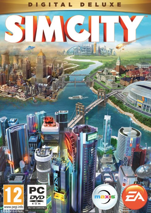 SimCity 2013 (jeu de base) Simcit10