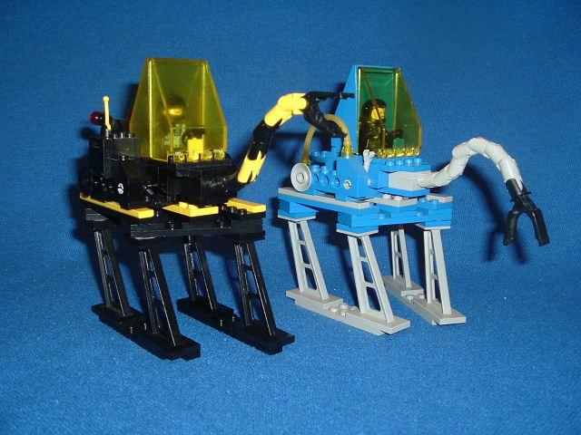 [LEGO] : ESPACE - SPACE Blackt10