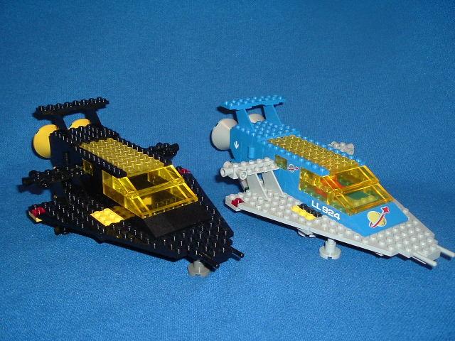 [LEGO] : ESPACE - SPACE Blackt11