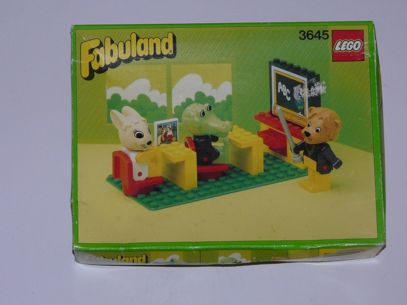 [LEGO] : FABULAND P1030821