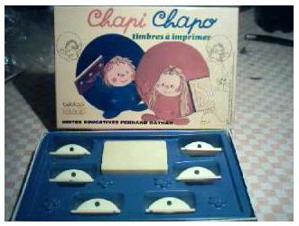 Chapi Chapo Timbre10