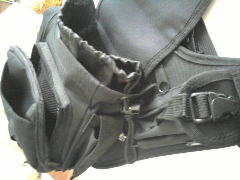 sac bandoulière Combat / Asmc 2012-016