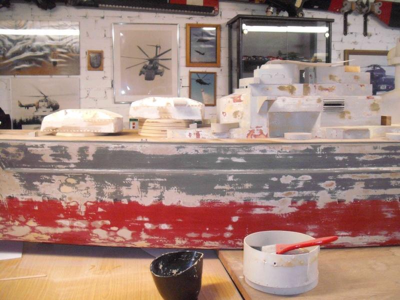 """Restauration eines 1:67er Modells der """"Bismarck"""". - Seite 3 1021"""