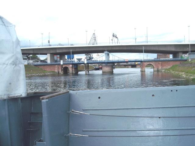 Mannheimer HafenSuchen - Landungsschiff Zander im Mannheimer Hafen 228