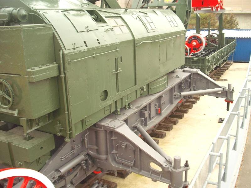 Ein alter Eisenbahndampfkran. 25_web13
