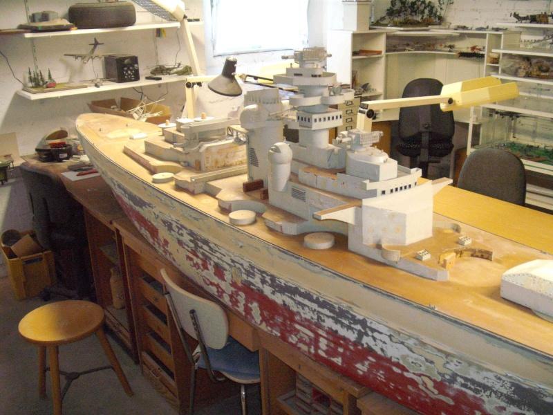 """Restauration eines 1:67er Modells der """"Bismarck"""". - Seite 3 32_web12"""