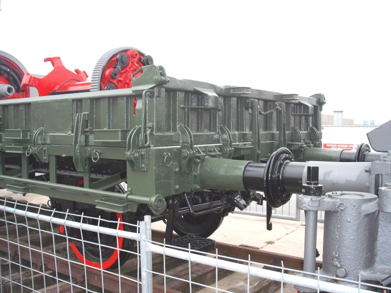 Ein alter Eisenbahndampfkran. 35_web13