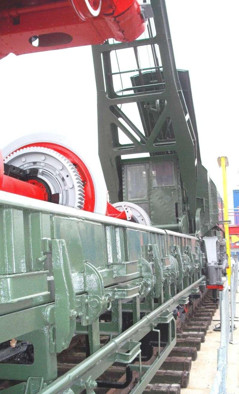 Ein alter Eisenbahndampfkran. 40_web13