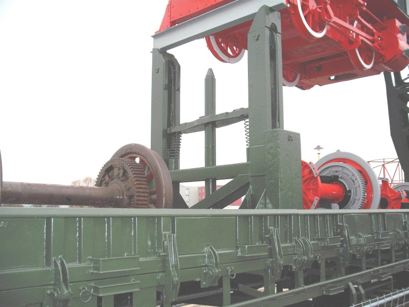 Ein alter Eisenbahndampfkran. 44_web11