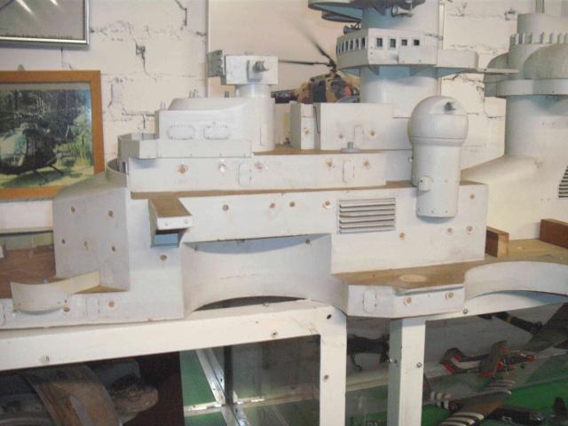 """Restauration eines 1:67er Modells der """"Bismarck"""". - Seite 2 626"""