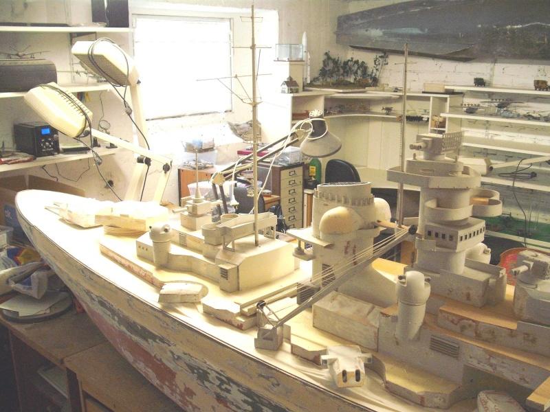 """Restauration eines 1:67er Modells der """"Bismarck"""". - Seite 7 7_web28"""