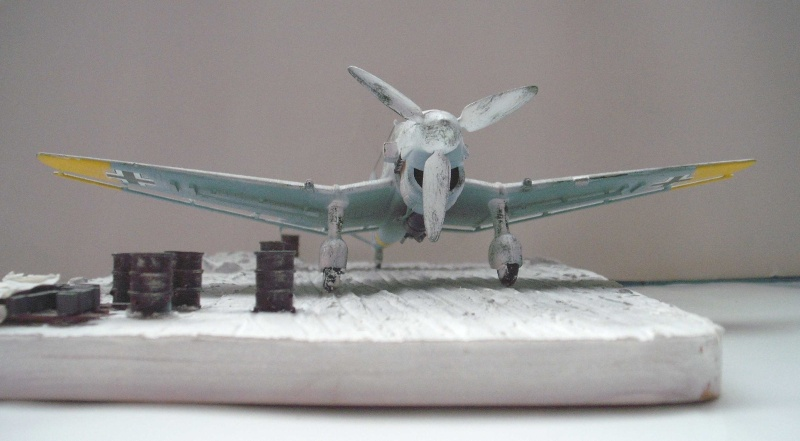 JU-87 Stuka im Winter. Dscf0224