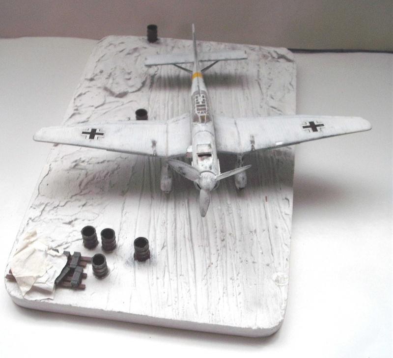 JU-87 Stuka im Winter. Dscf0225