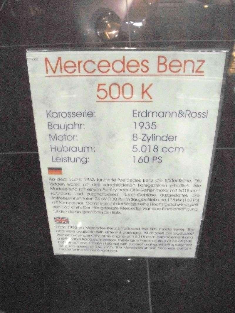 Mercedes-Benz 500 K von 1935. Dscf0510