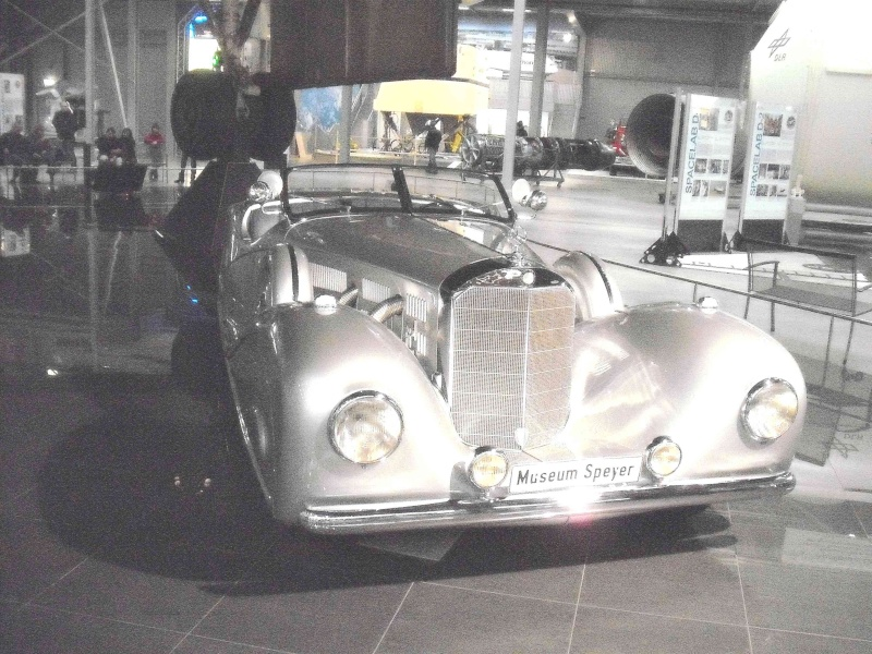 Mercedes-Benz 500 K von 1935. Dscf0511