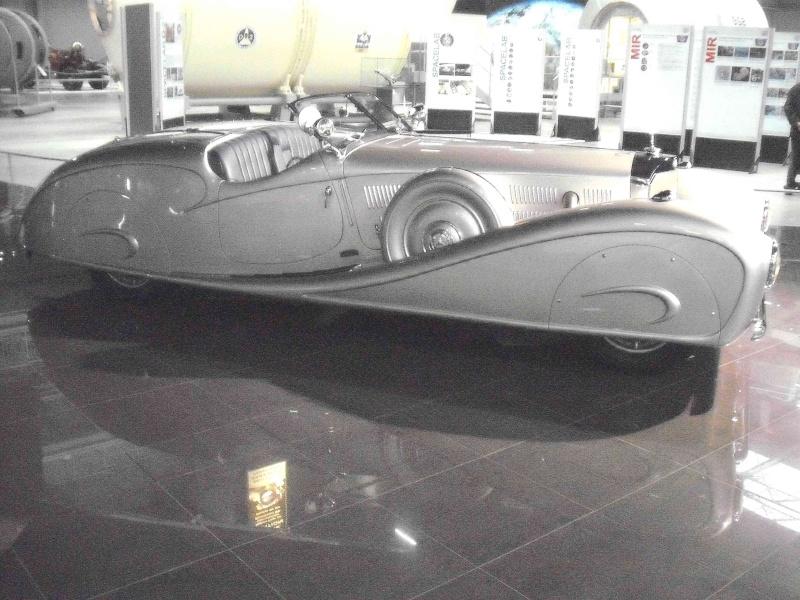Mercedes-Benz 500 K von 1935. Dscf0512