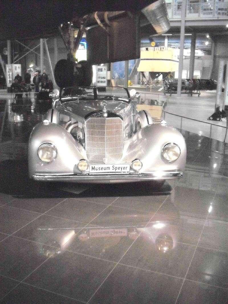 Mercedes-Benz 500 K von 1935. Dscf0513