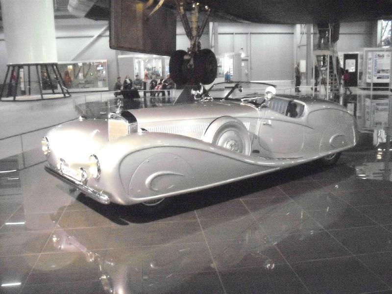 Mercedes-Benz 500 K von 1935. Dscf0514