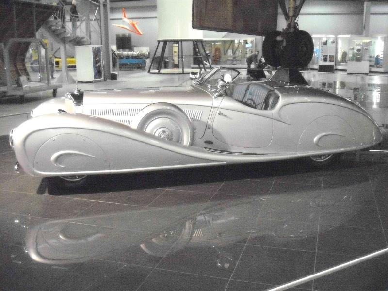 Mercedes-Benz 500 K von 1935. Dscf0515