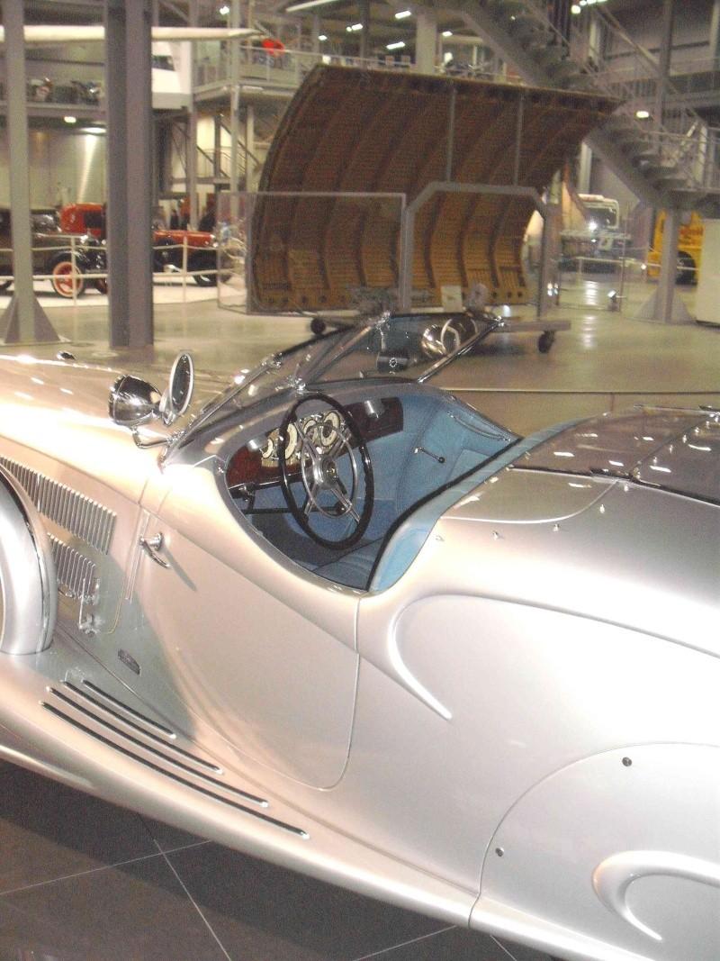 Mercedes-Benz 500 K von 1935. Dscf0516