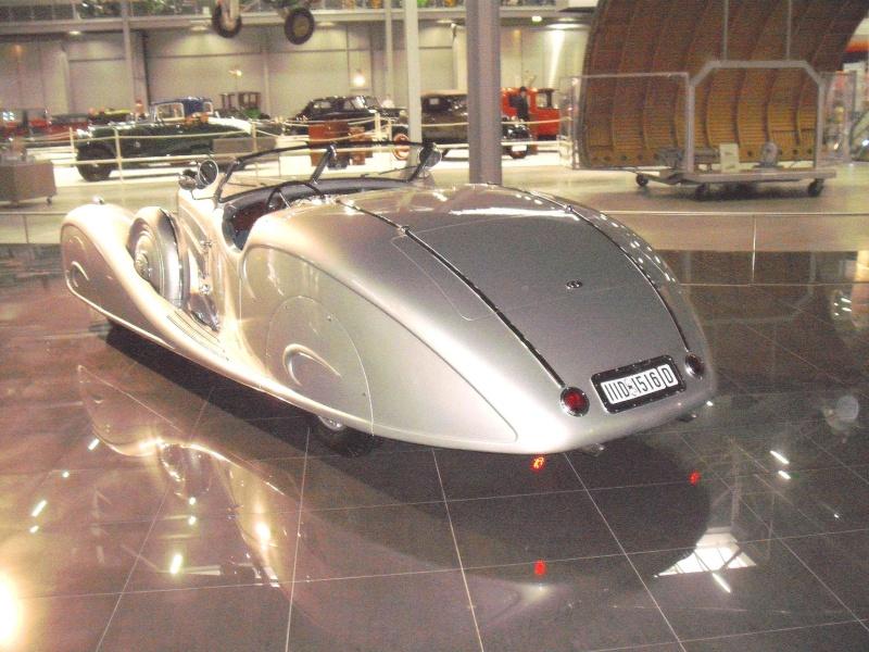Mercedes-Benz 500 K von 1935. Dscf0517