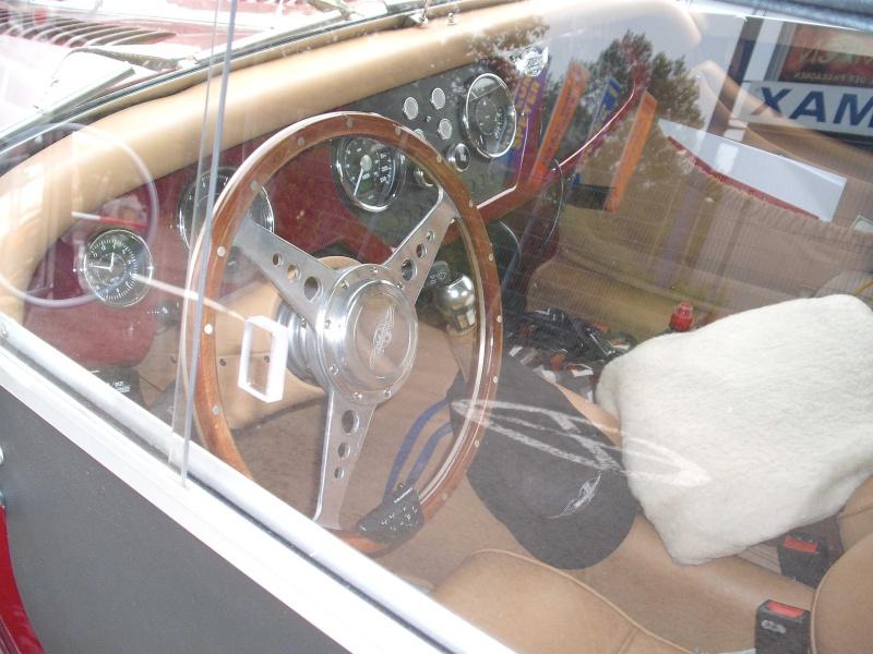 Kleines Morgan- Sportwagentreffen im Technikmuseum Speyer. Dscf4512