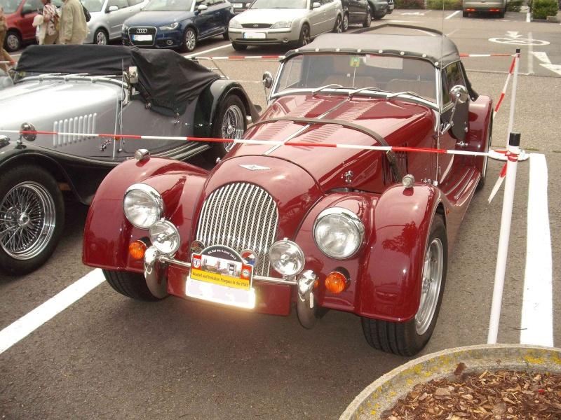 Kleines Morgan- Sportwagentreffen im Technikmuseum Speyer. Dscf4513