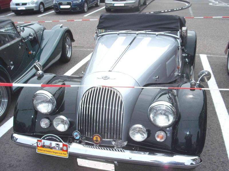 Kleines Morgan- Sportwagentreffen im Technikmuseum Speyer. Dscf4514