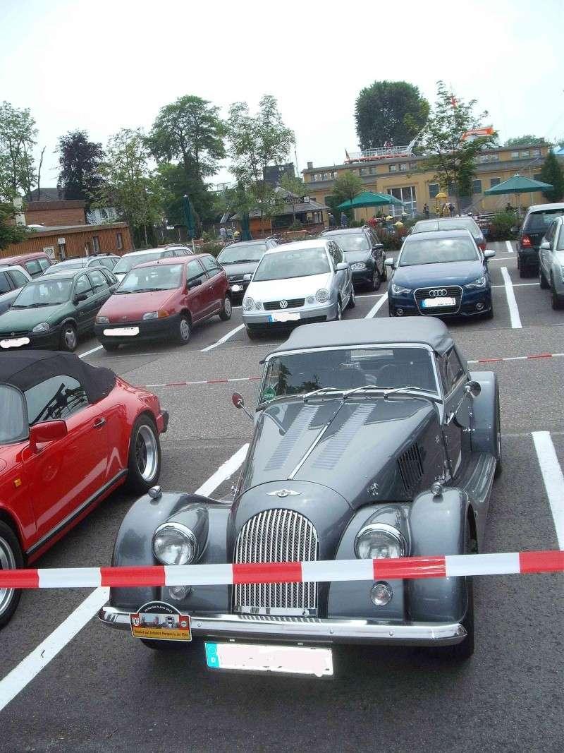 Kleines Morgan- Sportwagentreffen im Technikmuseum Speyer. Dscf4515