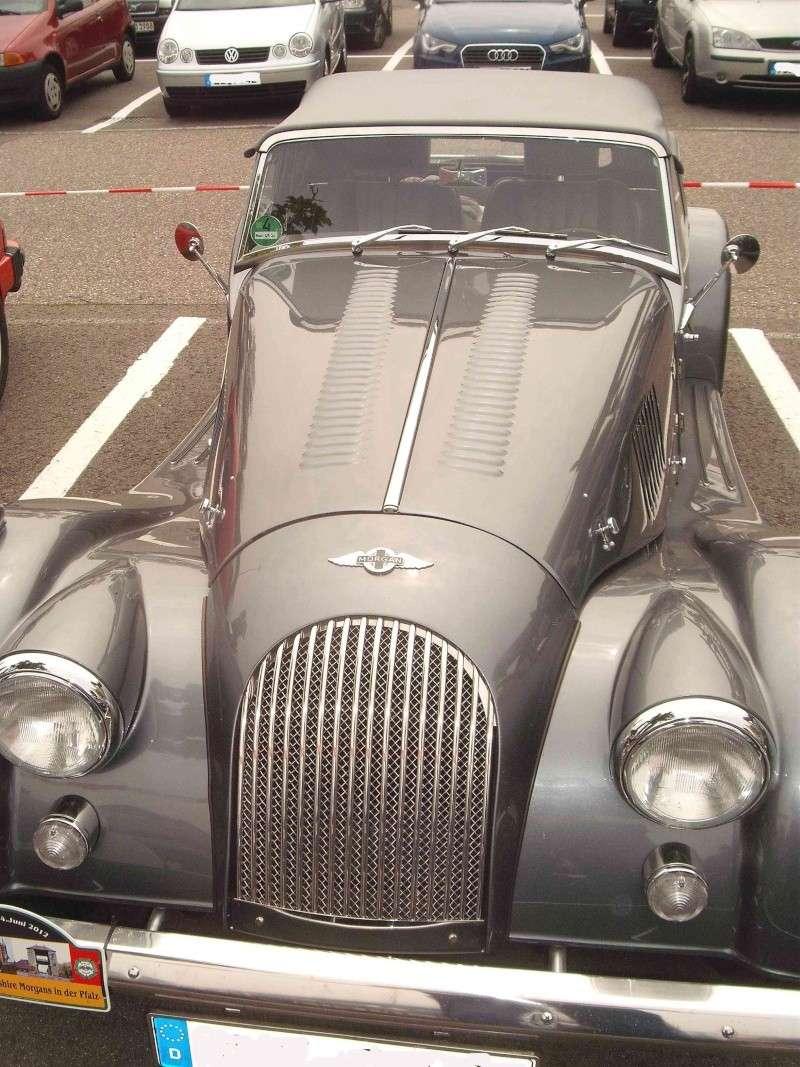 Kleines Morgan- Sportwagentreffen im Technikmuseum Speyer. Dscf4516