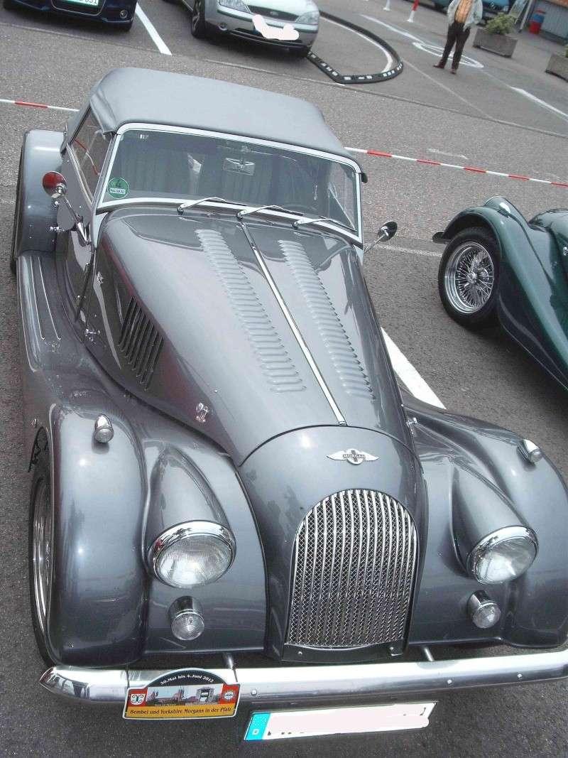 Kleines Morgan- Sportwagentreffen im Technikmuseum Speyer. Dscf4517