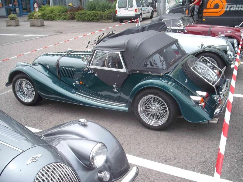 Kleines Morgan- Sportwagentreffen im Technikmuseum Speyer. Dscf4518