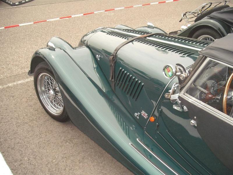 Kleines Morgan- Sportwagentreffen im Technikmuseum Speyer. Dscf4519